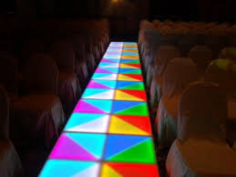 Disco Movil - Alquiler de Pistas de Baile Retroiluminadas con Led