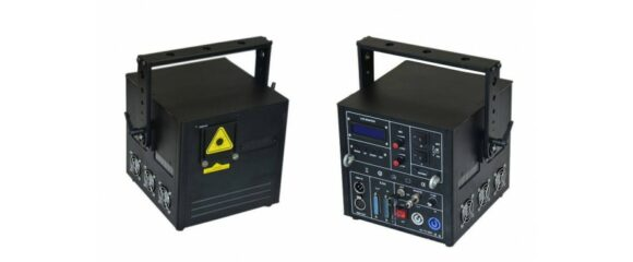 Lasertronic - LAS 2000 RGB PRO