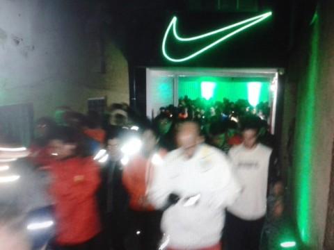 Proyecciones de Logo Nike