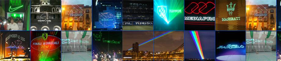 Lasertronic Madrid - Alquiler , venta y shows láser