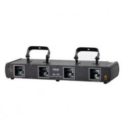 Lasertronic - LAS 4 SALIDAS RGB BASIC