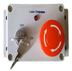 Pulsador de emergencia - Lasertronic