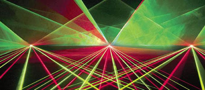 LaserTronic Madrid - Shows Láser