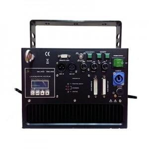display láser rgb 5w lasertronic