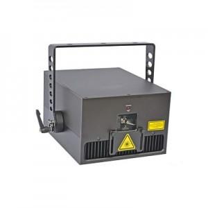generador láser rgb de 6 watios