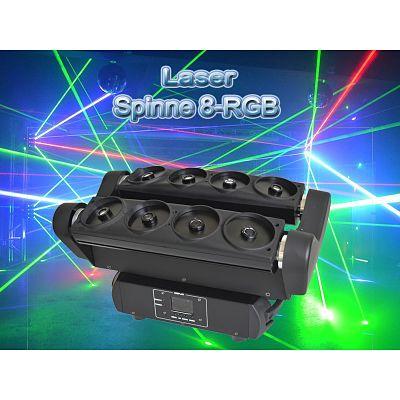 laser 8 salidas lasertronic