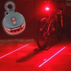 señalizacion láser para bicicleta lasertronic